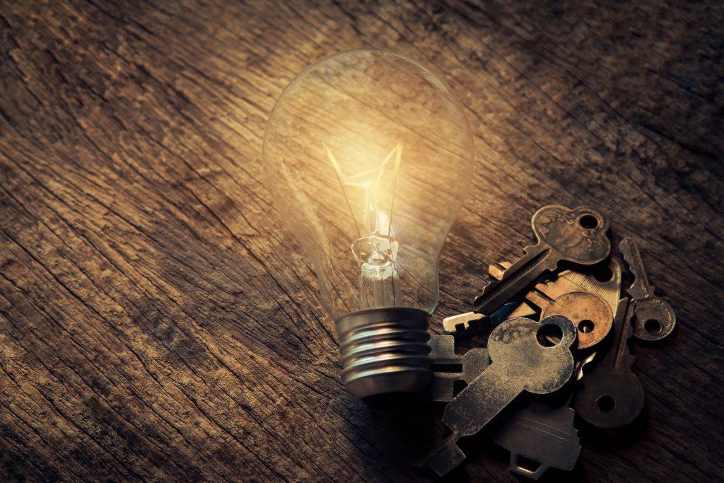 una buena idea es la llave al éxito